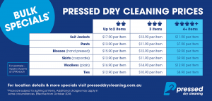 Victoria Point Dry Cleaner